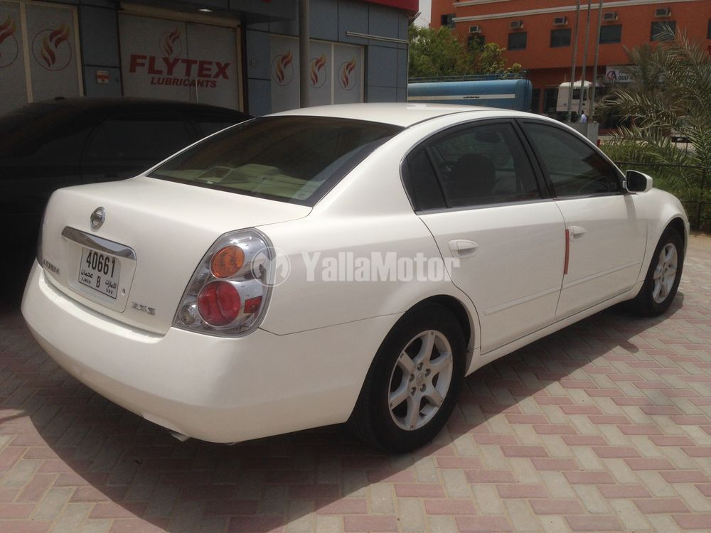 ... Used Nissan Altima Coupe 2.5S 2006 ...