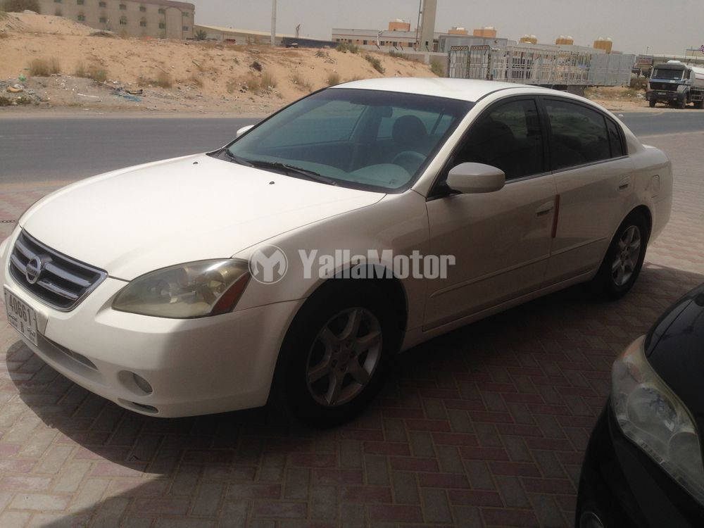 Exceptional Used Nissan Altima Coupe 2.5S 2006 ...