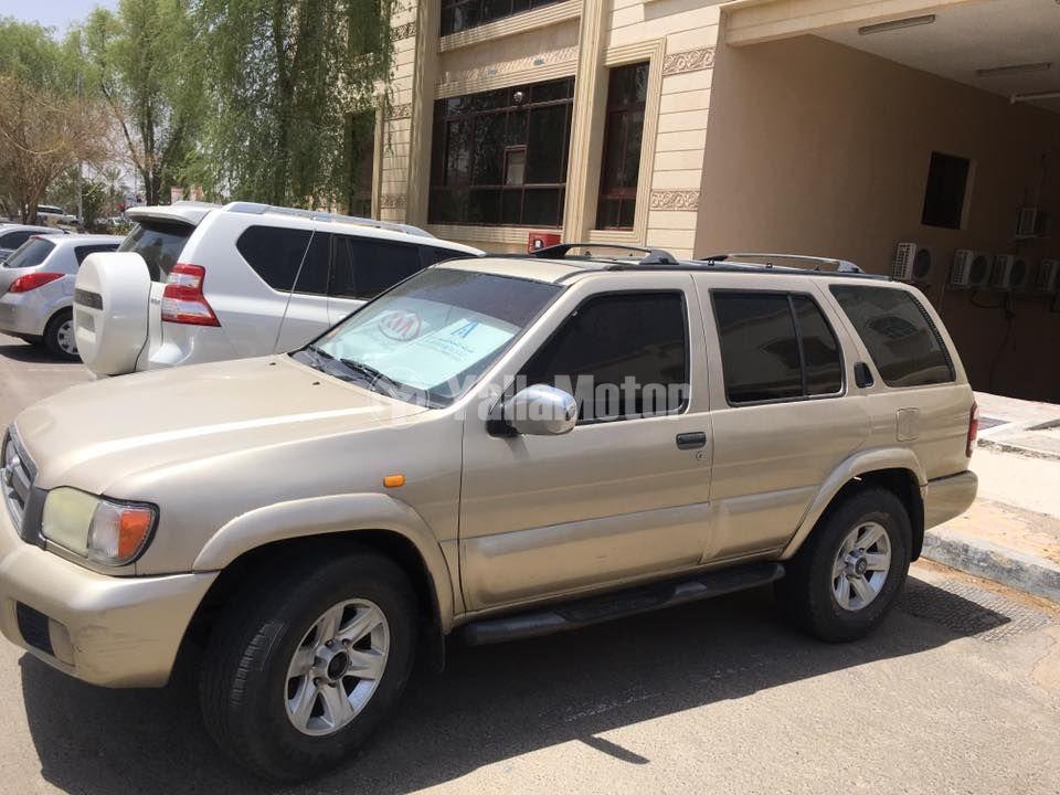 Used Nissan Pathfinder 2000 744179 Yallamotor Com