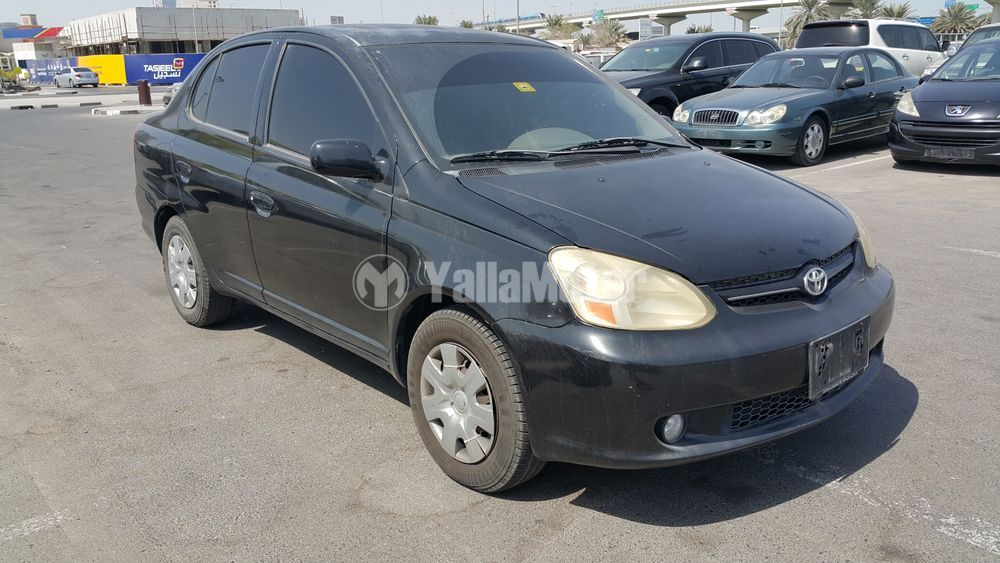 Used Toyota Yaris Sedan 1 3 S 2004 (747946) | YallaMotor com