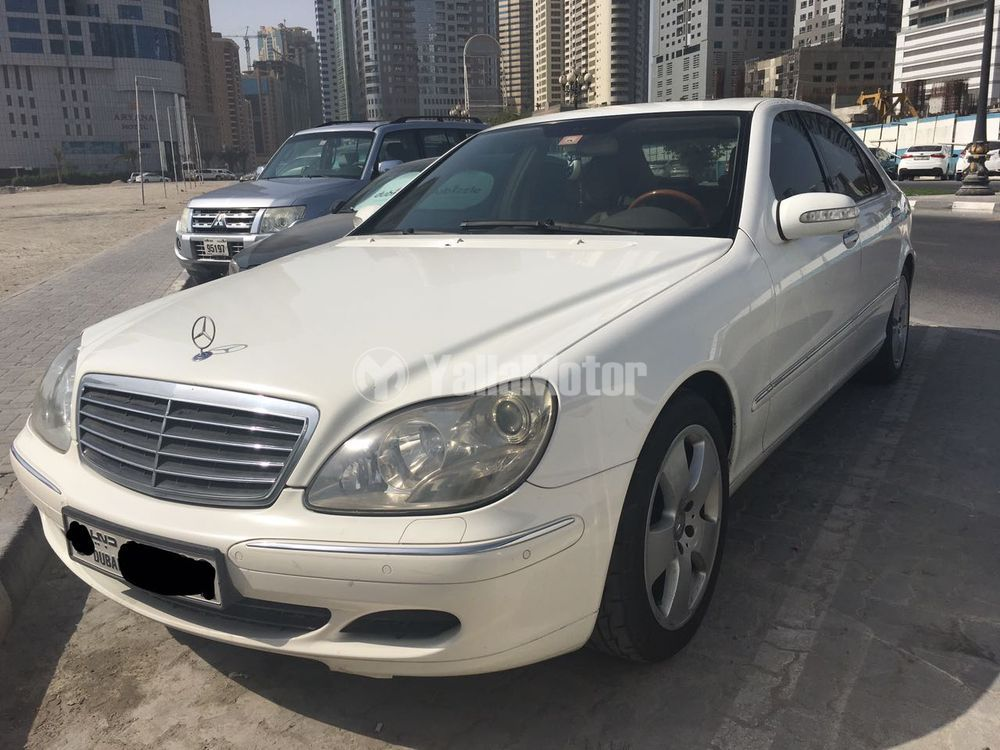 Used Mercedes Benz S Class S 350 2005 748641