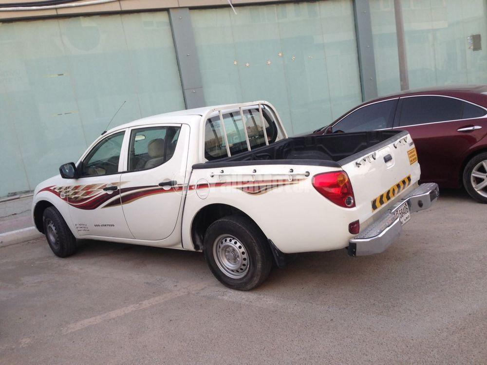 Used Mitsubishi Pickup 2013 750729 Yallamotor Com