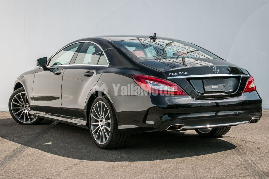 Used Mercedes Benz Cls Cl 550 2017