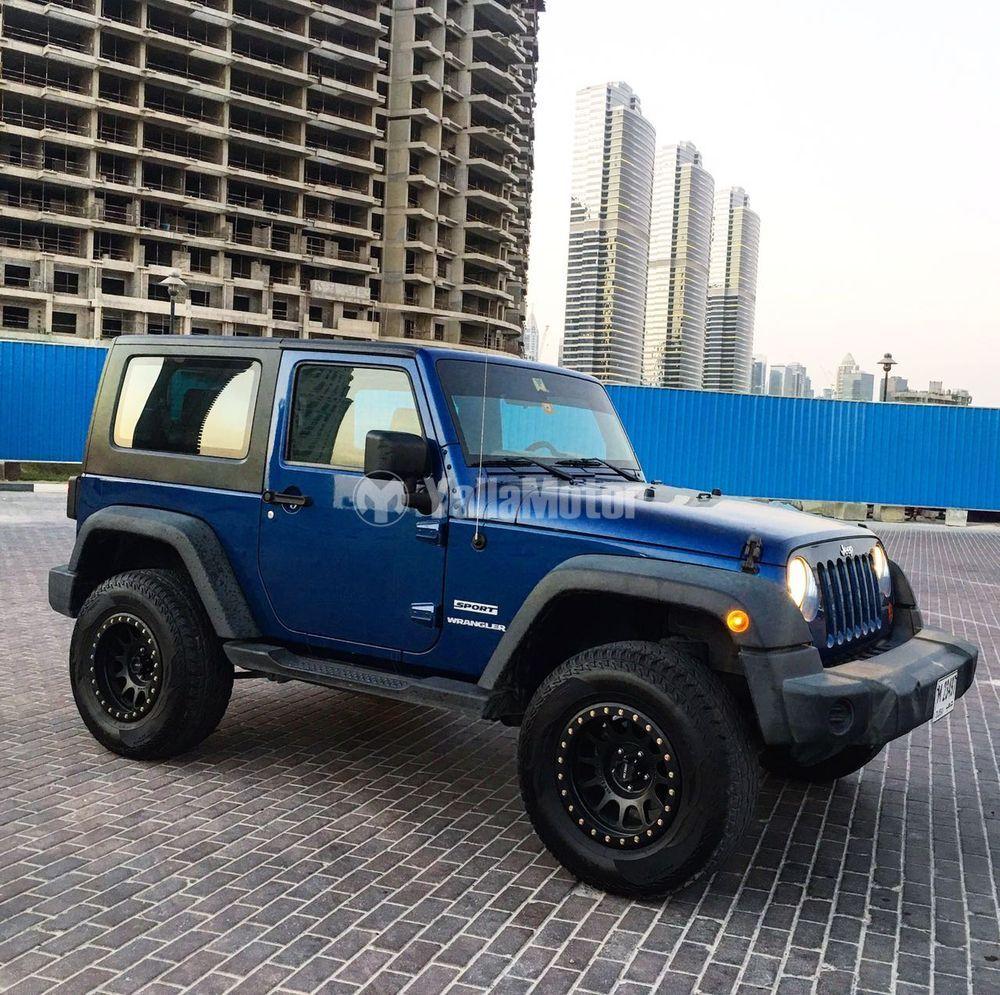 Used Jeep Wrangler 2009 (772482)
