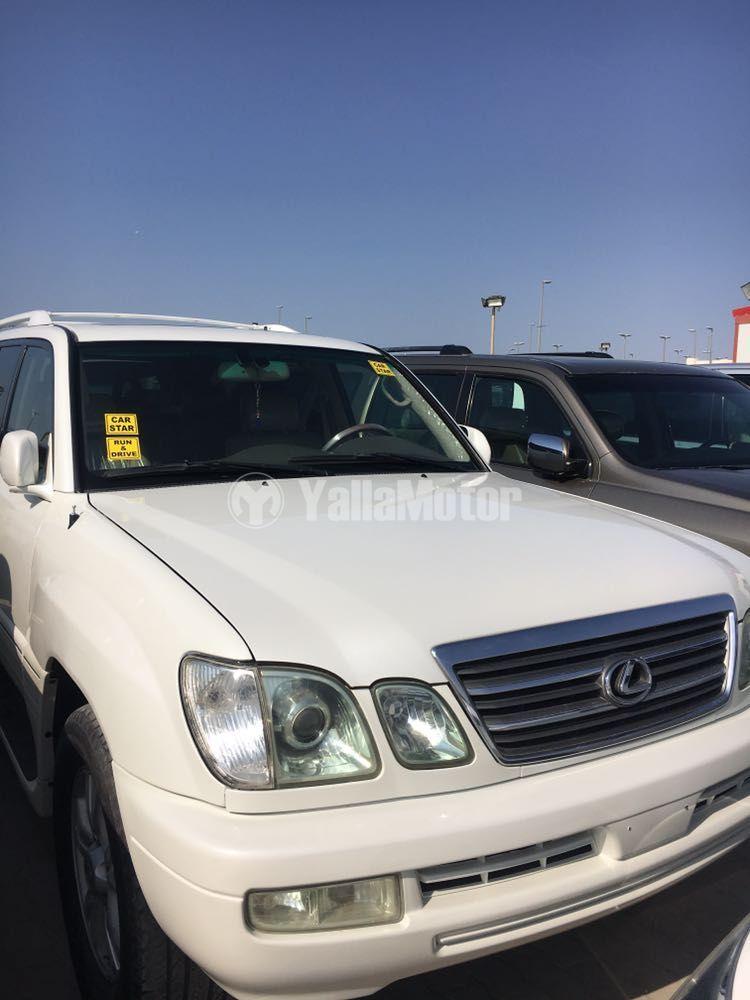 Used Lexus Lx 2005 772607 Yallamotor Com