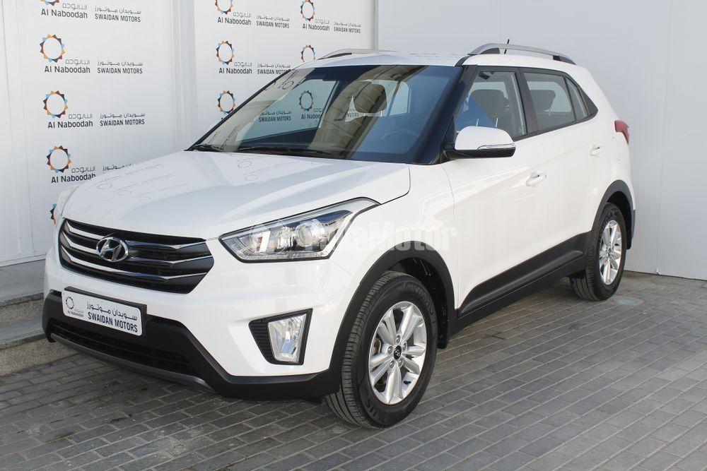 Used Hyundai Creta 1 6l Mid 2016 774164 Yallamotor Com