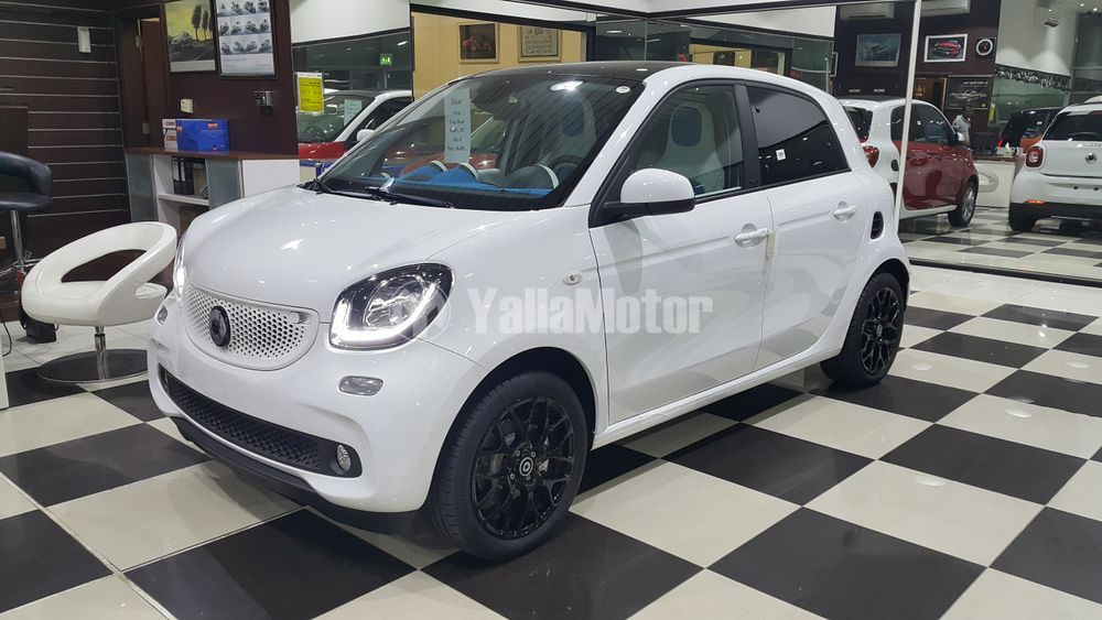 Used Smart Proxy ForFour 2017 Car for Sale in Dubai Car for Import in Bahrain