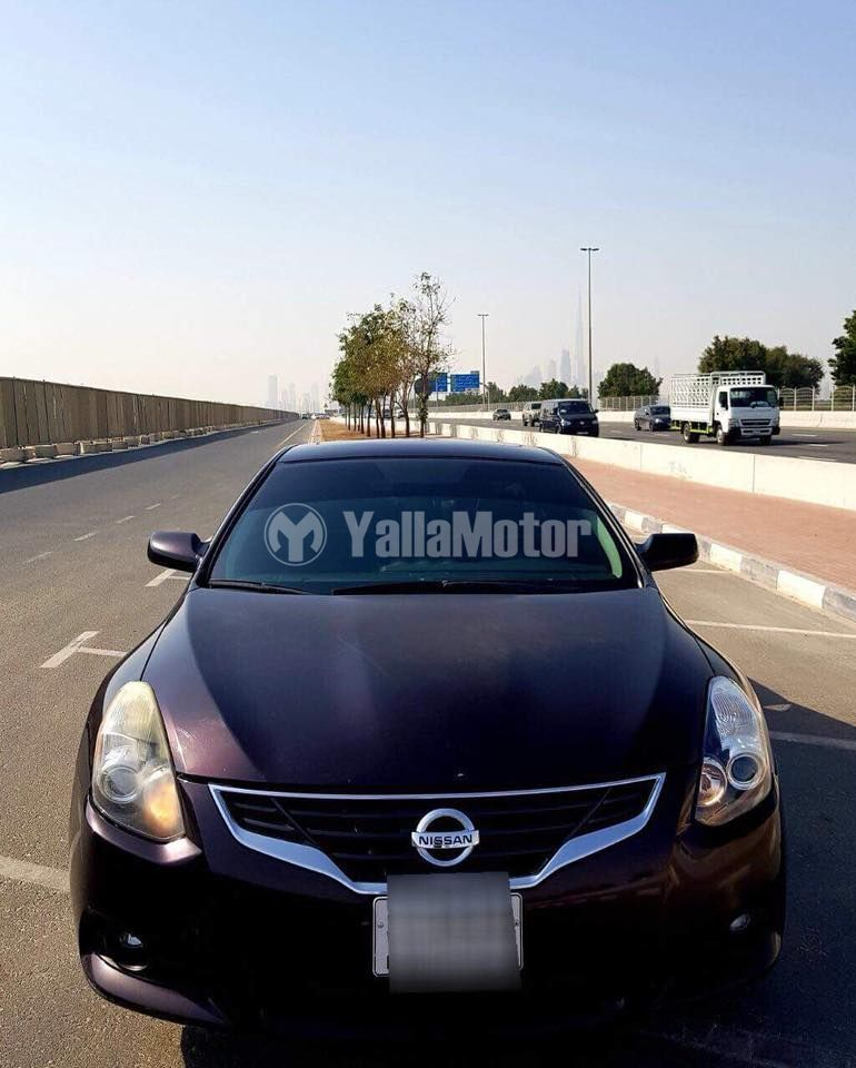 ... Used Nissan Altima Coupe 2011 ...