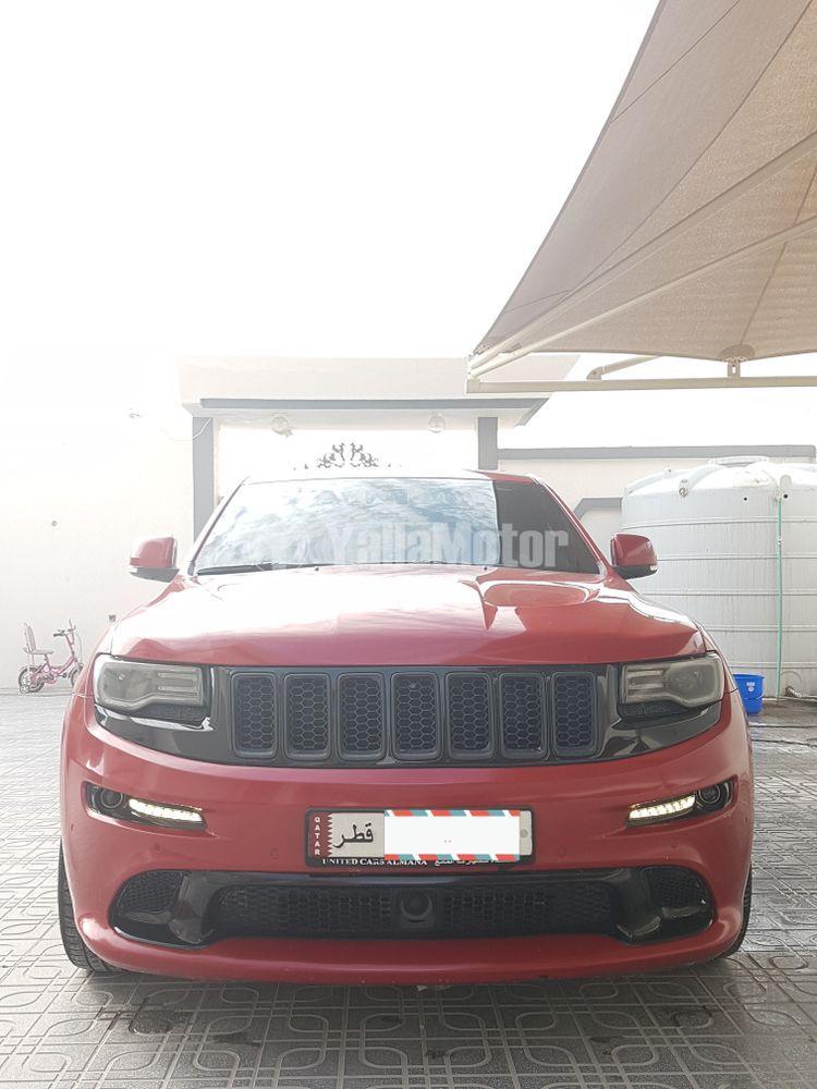 Used Jeep Grand Cherokee SRT8 2014 (771869) | YallaMotor com