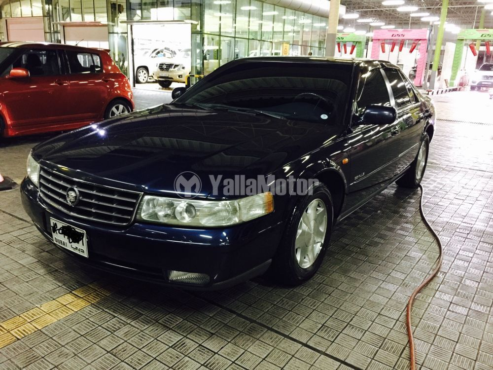 1998 cadillac sts oil type