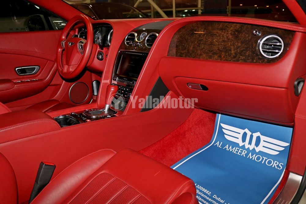 Used Bentley Continental GT V8 2013 ...