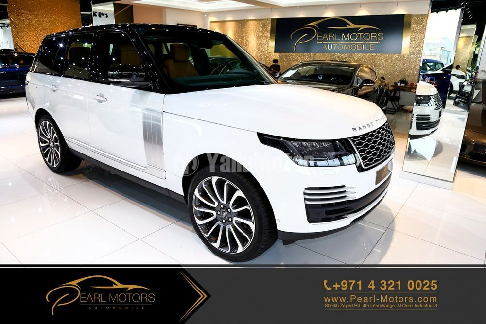 New Land Rover Range Rover 5 0L SC Vogue (510 PS) 2018