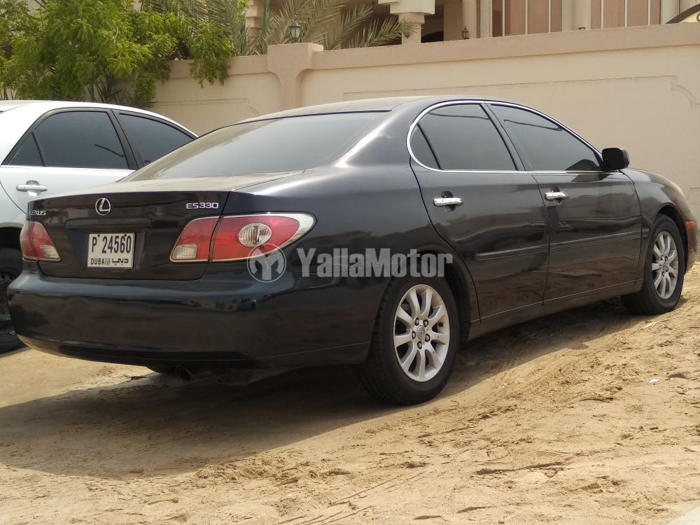 ... Used Lexus ES 300 Hybrid Full Option 2002 ...