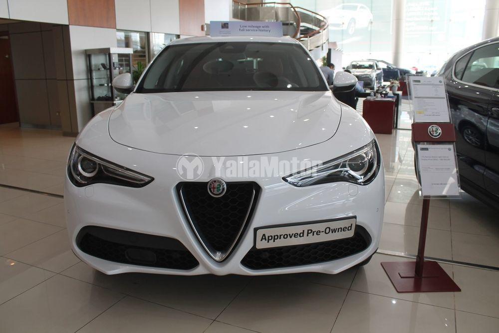 Used Alfa Romeo Stelvio Light Edition 2018 832355 Yallamotor Com