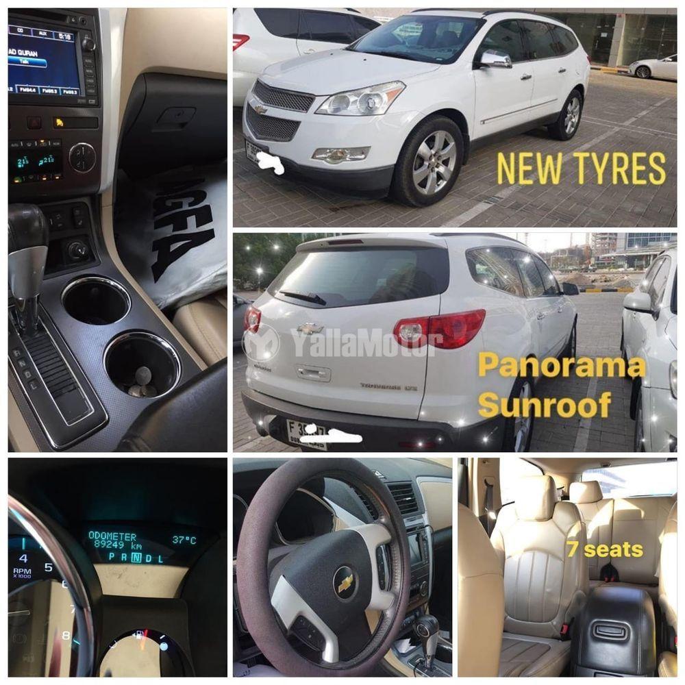 Listing Main Chevrolet Traverse In Sharjah