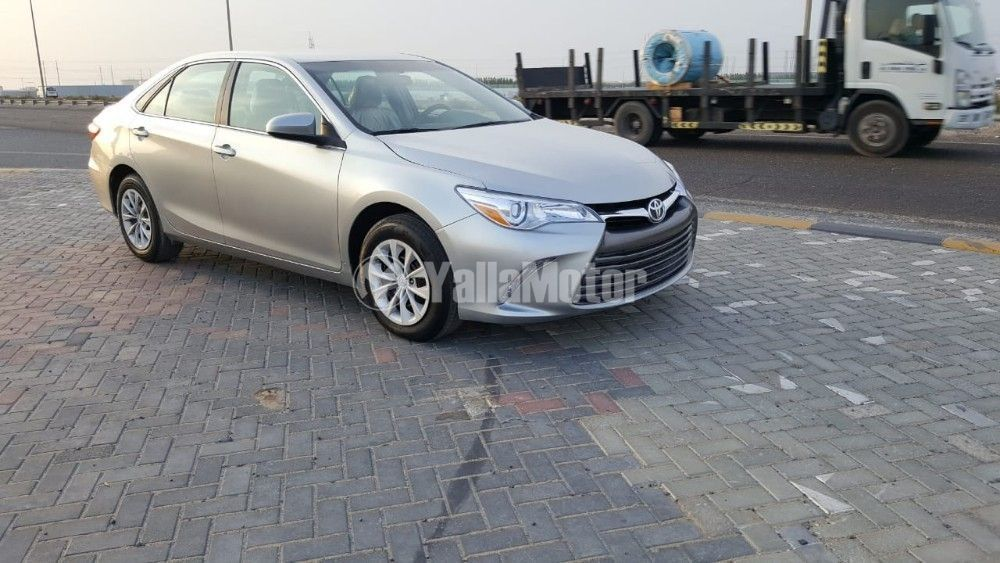 Used Toyota Camry 2 5l Le 204 Hp 2017