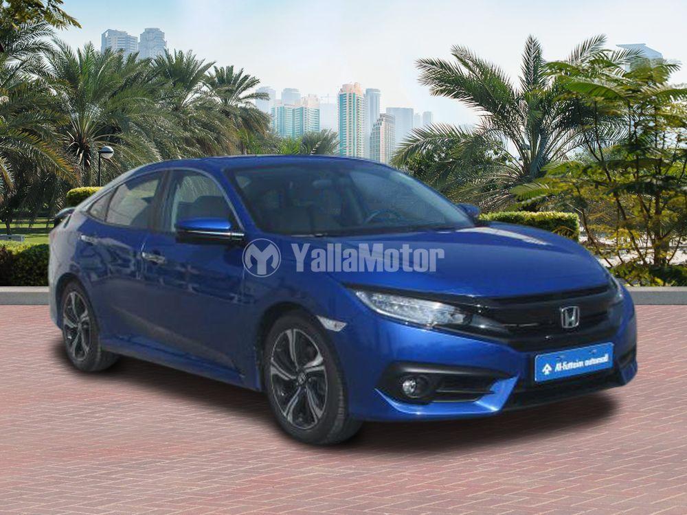 Used Honda Civic 2016