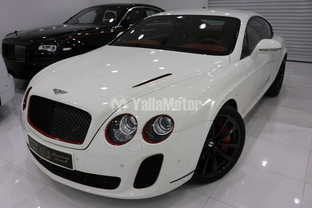 Used Bentley Continental Supersports 6 0l W12 2010 838712