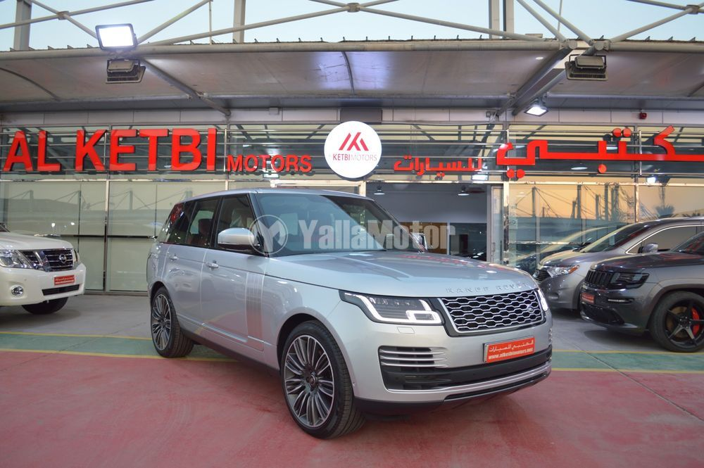 2018 Range Rover Sv Autobiography Dynamic >> New Land Rover Range Rover 5 0l Sc Sv Autobiography Dynamic 2018