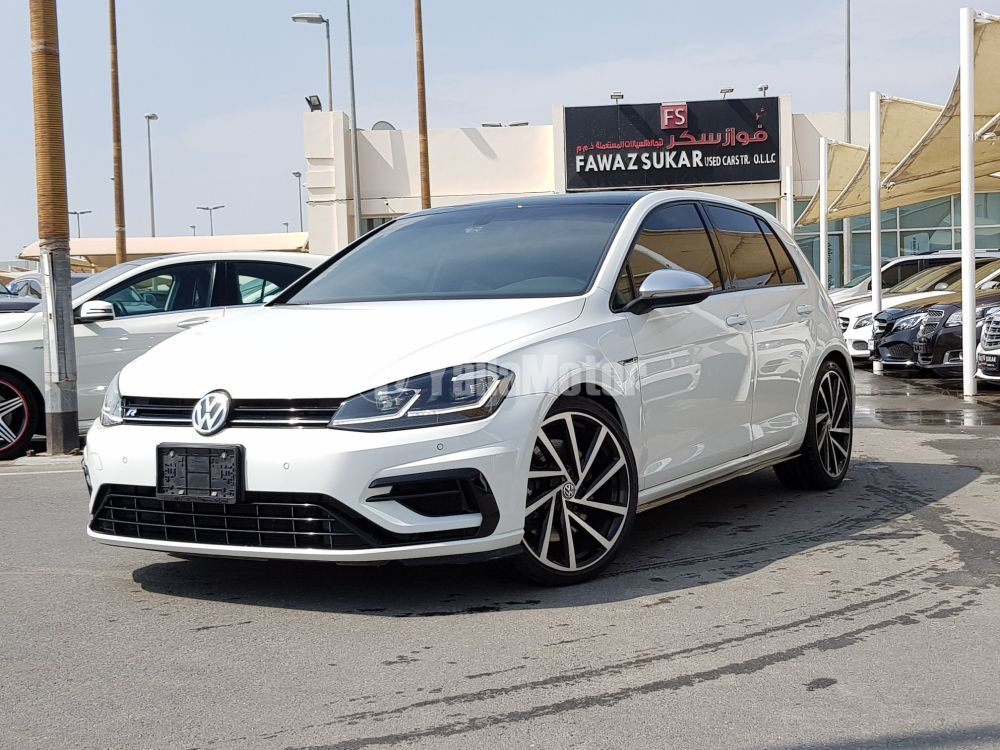 Used Volkswagen Golf  R 2018