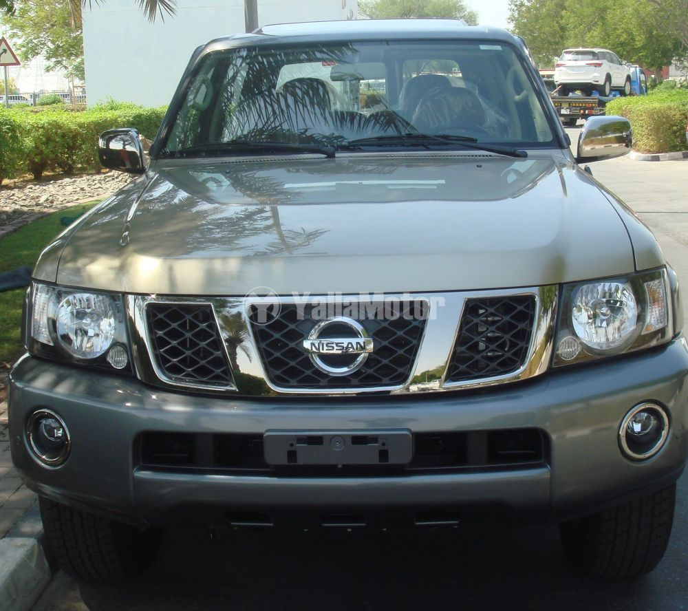 New Nissan Patrol Super Safari 2019