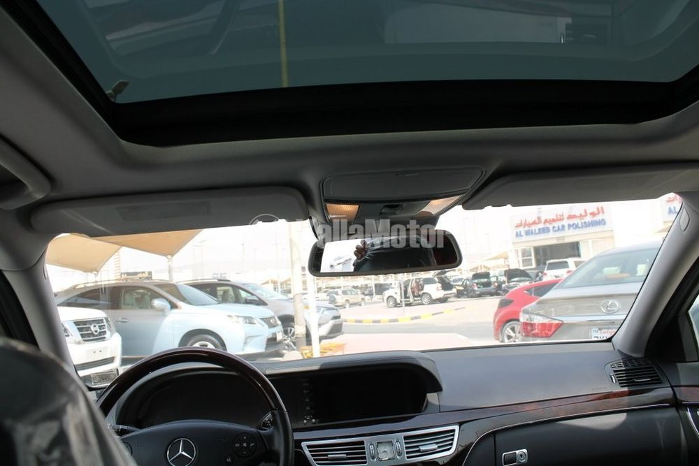 Used Mercedes-Benz S-Class S550 2013 Car for Import in Kuwait