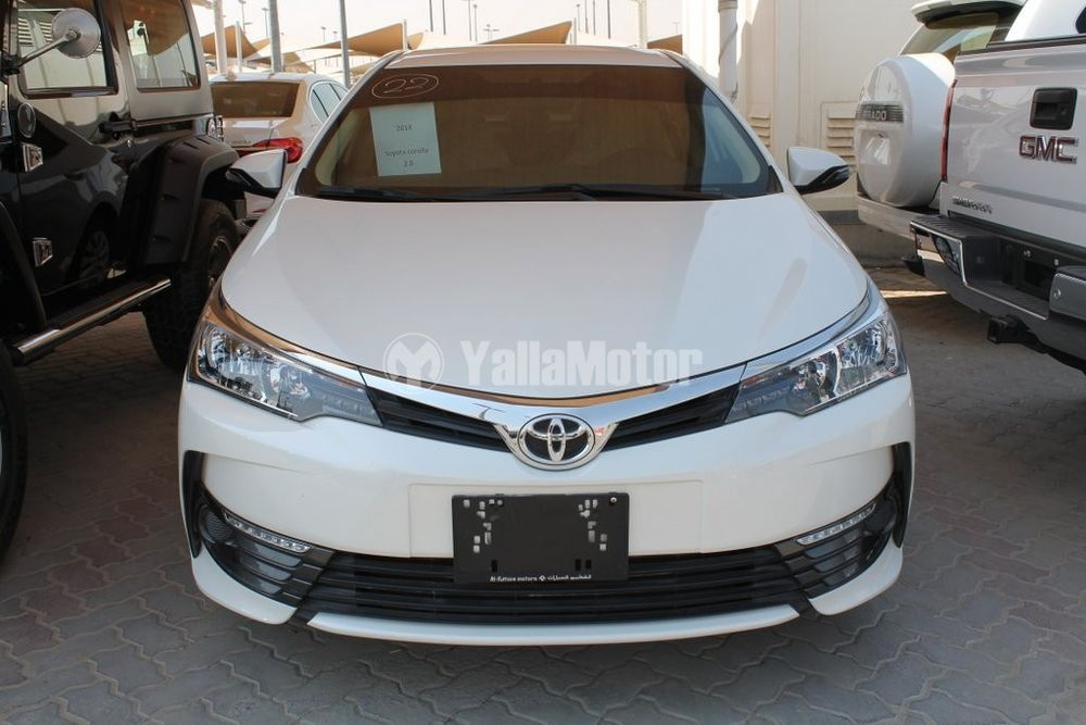 Used Toyota Corolla 20L XLI 2018 833407