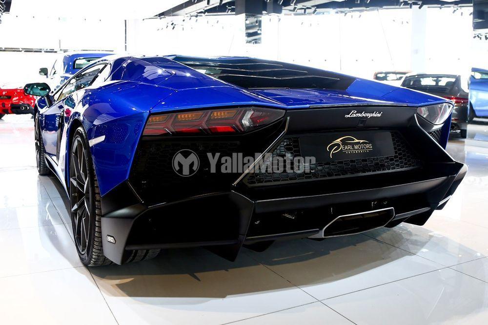 Used Lamborghini Aventador 2014
