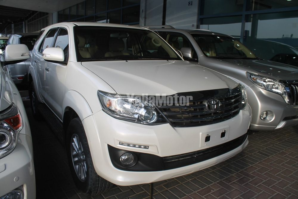 Used Toyota Fortuner 2015 (839886) | YallaMotor com