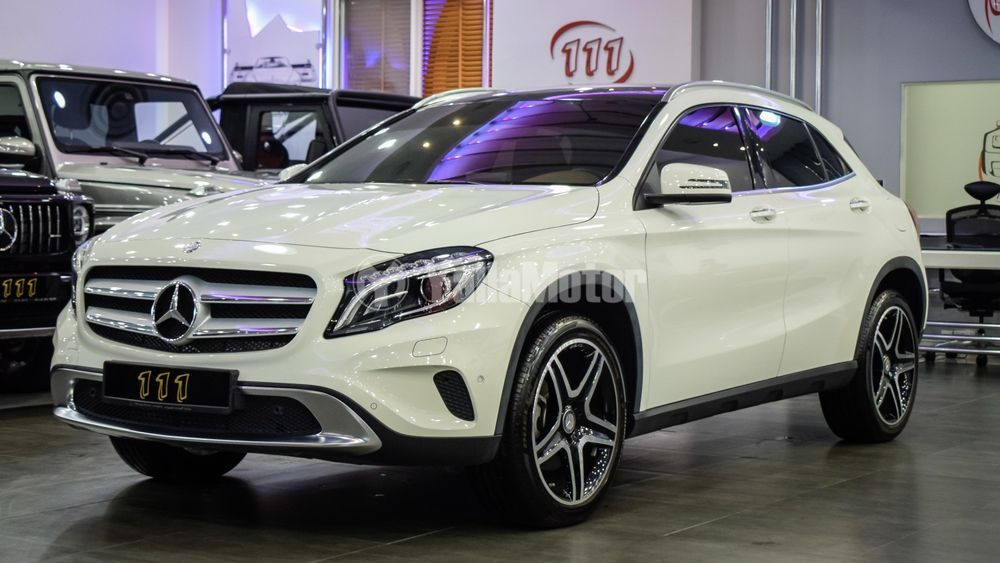 Used Mercedes Benz Gla 250 4matic 2017