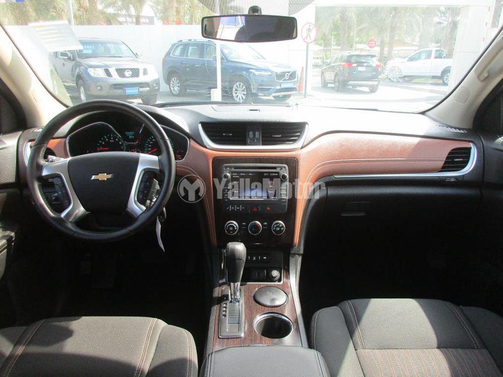 Used Chevrolet Traverse 2016