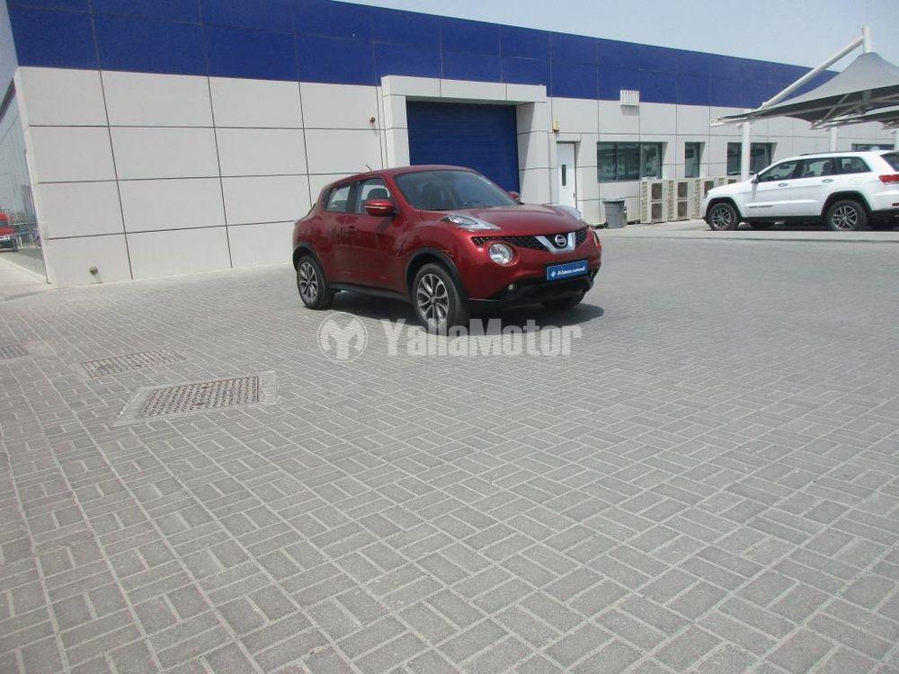 Used Nissan Juke 2016