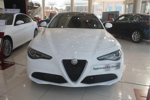 Used Alfa Romeo Giulia Super 2019 844310 Yallamotor Com