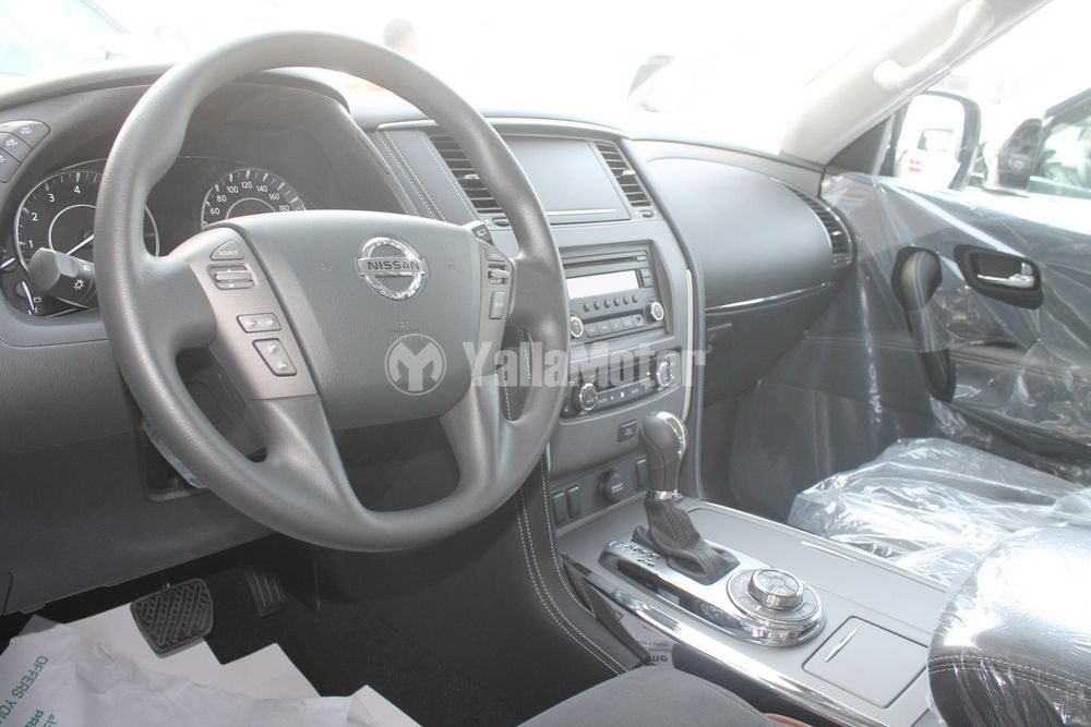 New Nissan Patrol 2018