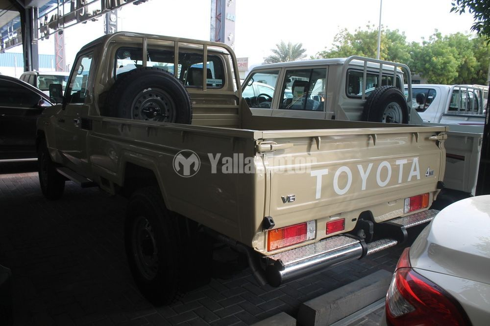 Used Toyota Land Cruiser Pick Up 4.0L Single Cab 2018