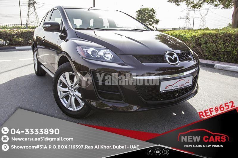 Used Mazda Cx 7 2011 844815 Yallamotor Com