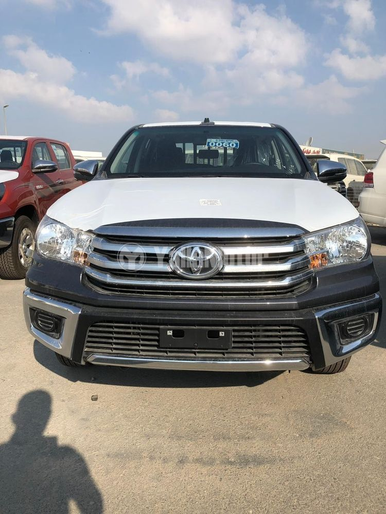 Kia Mobile Al >> New Toyota Hilux 2.5 Double Cab 4x2 M/T 2019