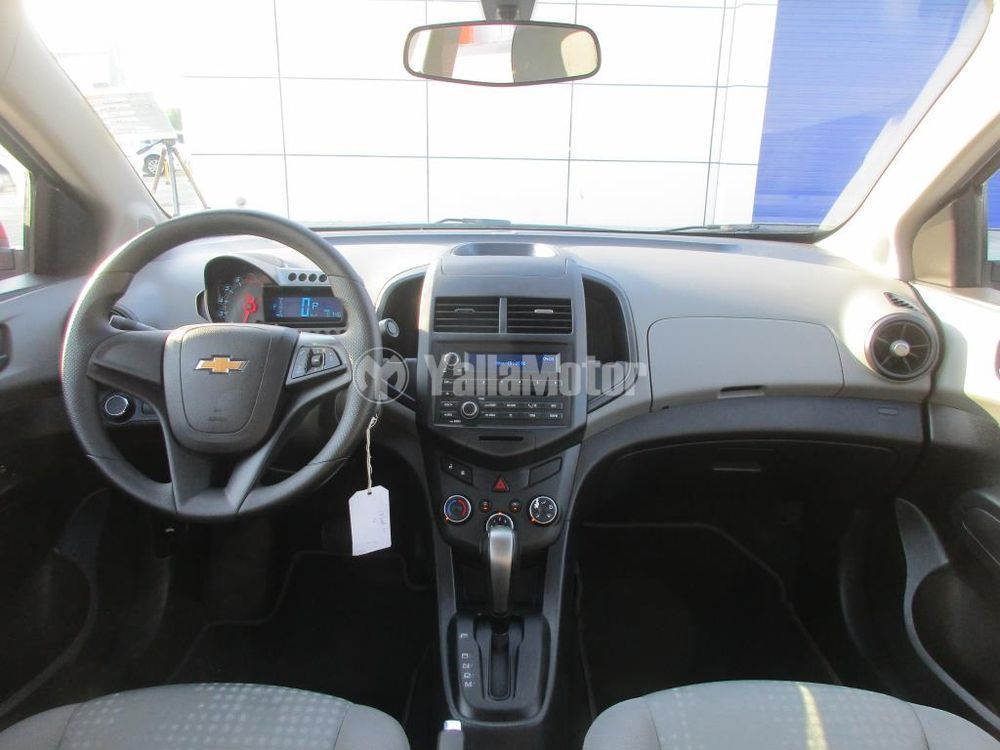 Used Chevrolet Sonic 2015