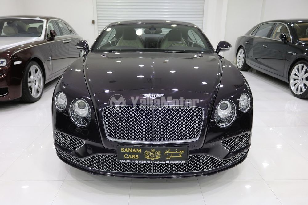 Used Bentley Continental Gt Speed 2016 845255 Yallamotor Com