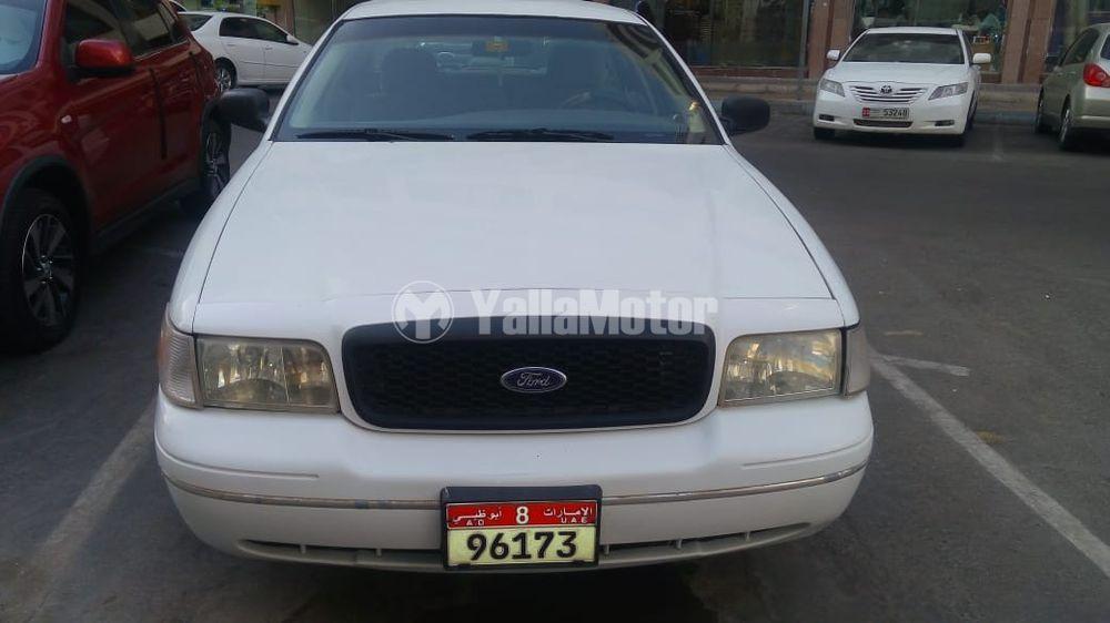 Used Ford Crown Victoria 2004 845436 Yallamotor Com