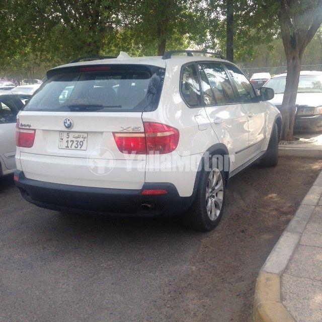 Used BMW X5 xDrive 4.4i 2007