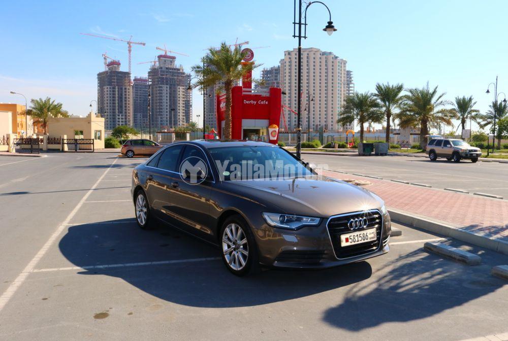 Used Audi A6 2.8L (204 HP) 2012