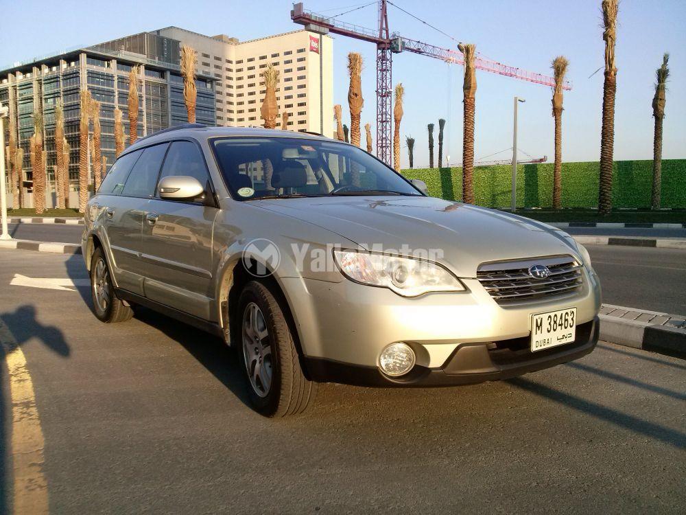 Used Subaru Outback 2009
