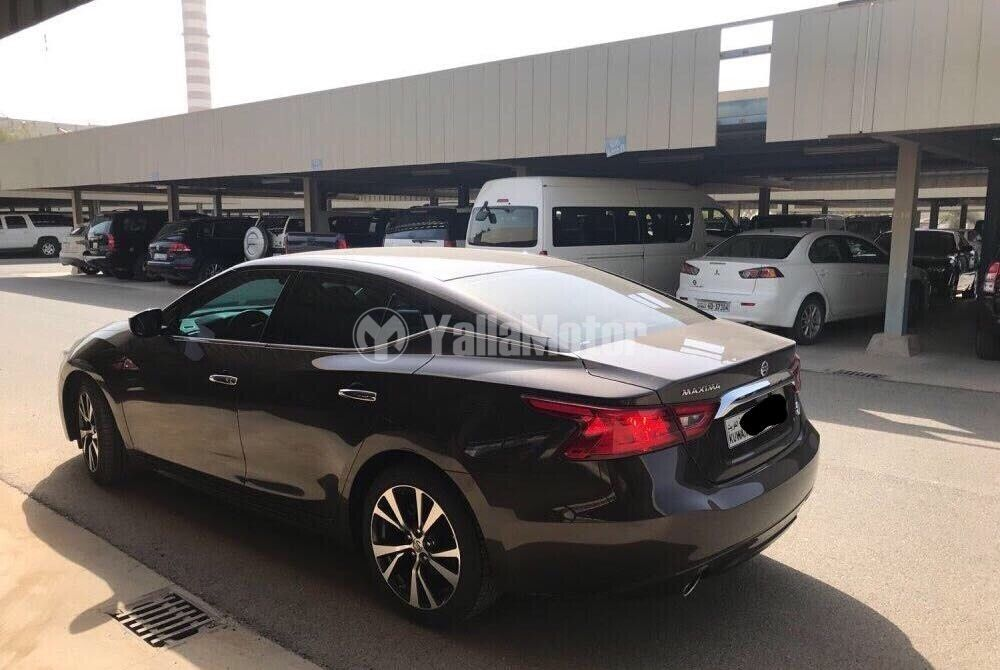 Used Nissan Maxima 2016