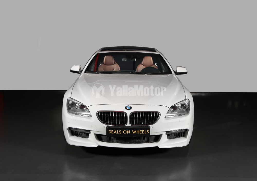 Used BMW 6 Series Sedan 640i Gran Coupe 2013 Car for Import in Bahrain