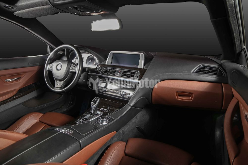 Used BMW 6 Series Sedan 640i Gran Coupe 2013 Car for Import in Kuwait