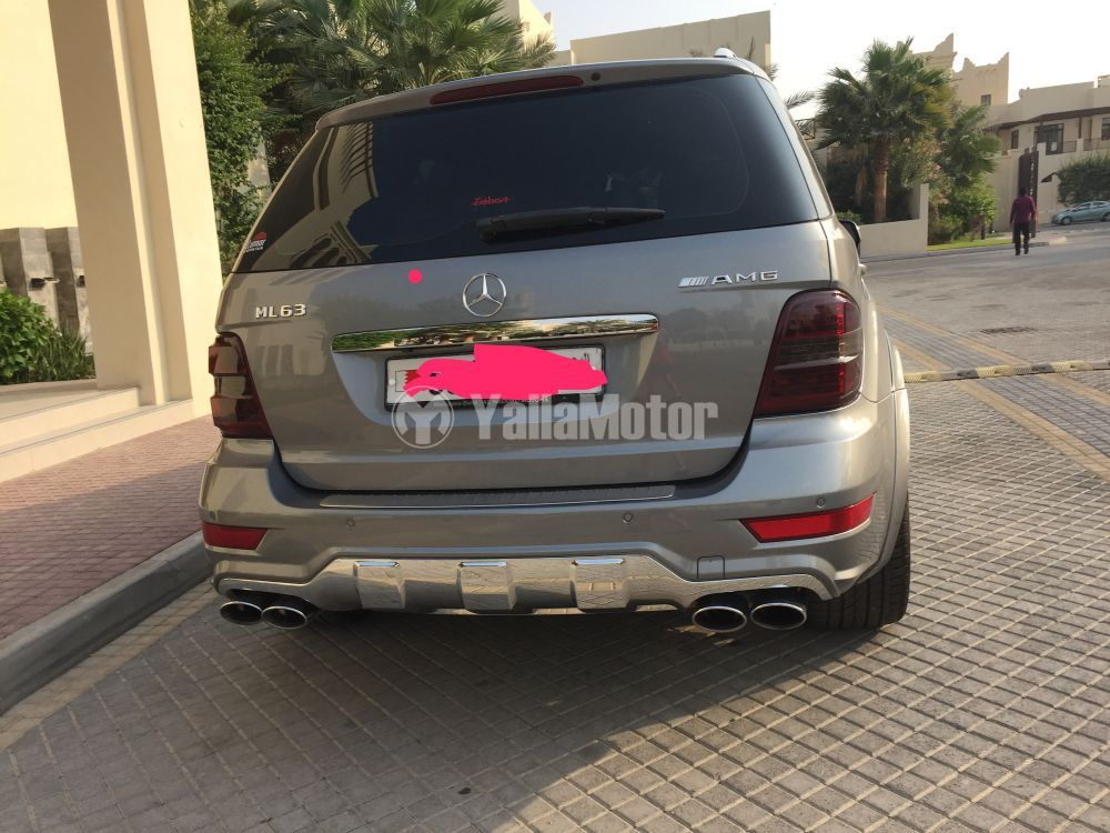 Used Mercedes-Benz ML350 2010
