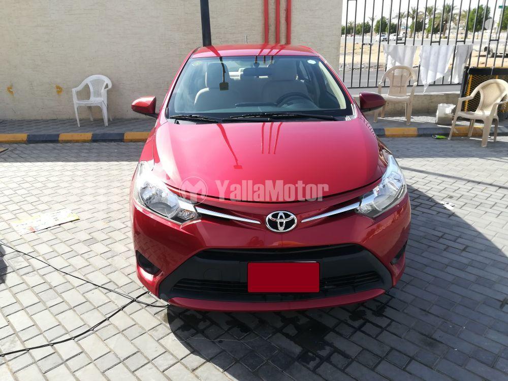 Used Toyota Yaris Sedan 1.3L 2016