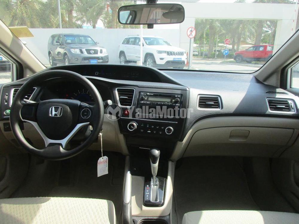 Used Honda Civic 2014