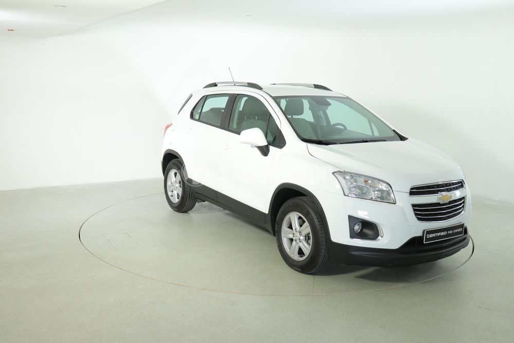 Used Chevrolet Trax 2016
